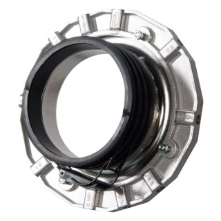Speedring Hensel an Profoto