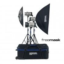 Hensel Integra Plus Kit Pro
