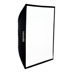 Hensel Ultra Softbox E 80 x 100 mit Wabe