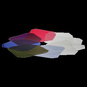 """Color- und Streufilter-Set für 9""""-Reflektoren"""