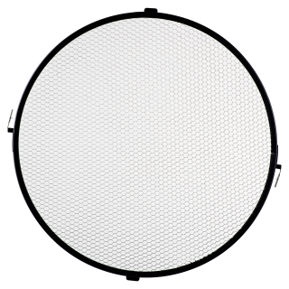 "Grid no. 4 for 22"" Beauty Dish"