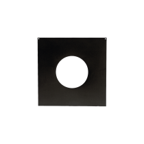 Pinhole Diaphragm for Wide-Angle Superspot