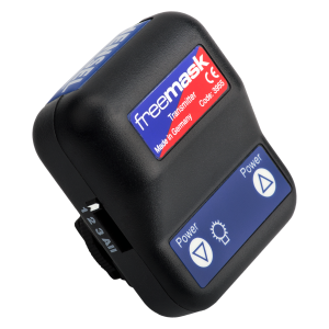 Freemask radio transmitter