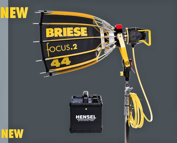 Briese Focus adapoted to Hensel